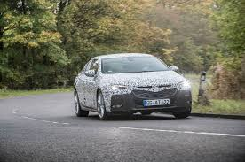 vauxhall insignia grand sport 2017 prototype review by car magazine