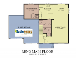 reno sable homes