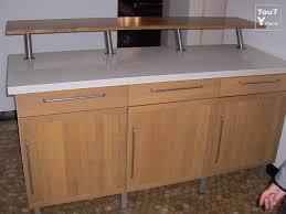 meuble bas cuisine ikea occasion meuble bas cuisine bois l60 occasion rmrsporting com