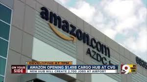 amazon black friday hub amazon u0027s new cargo hub could mean cheaper airfare for cvg