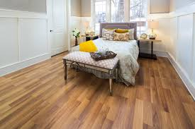 Bedrooms With Wood Floors by New Laminate Flooring Collection Empire Today