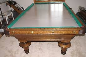 cp dean pool tables tables antique pool table