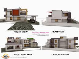 side split floor plans side by split house plans home with garage duplex built bungalow