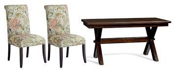 Dining Room Chair Plans by Furniture Outstanding Green Floral Fabric Dining Chairs Shankar
