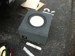 how to make a fiberglass subwoofer box 19 steps with pictures how to build a simple sub box 10 steps with pictures