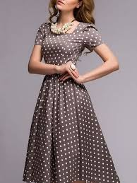 best 25 polka dot dresses ideas on pinterest women u0027s polka dot