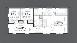 mascord house plan 22196 the summerset