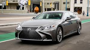 lexus ls hybrid 2018 price 2018 lexus ls luxury sedan 10 things to know about the new car