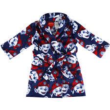boys paw patrol winter dressing gown robe pyjama pjs size 2