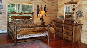 log bedroom furniture log bedroom with rustic wood furniture authentic and timeless