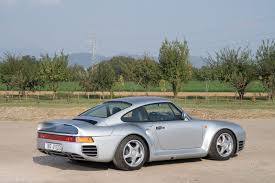 porsche 959 price start your porsche supercar collection with this 959 and carrera gt