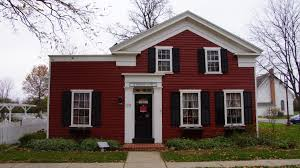 file maumee oh greek revival townhouse built in 1840 u0027s
