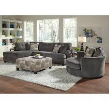 american signature furniture cordoba gray ii upholstery 2 pc