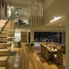 Glass Banister Staircase Awesome Staircase Design Modern Home Design