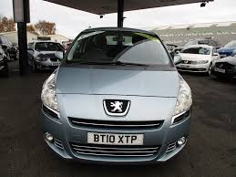 peugeot 5008 interior dimensions used peugeot 5008 mpv 1 6 hdi fap sport egc 5dr in cradley heath