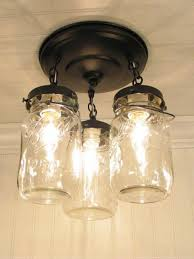 Canning Jar Lights Chandelier Best 25 Mason Jar Light Fixture Ideas On Pinterest Mason Jar