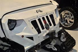 jeep arctic sema 2016 fab fours teams up with chris kyle foundation