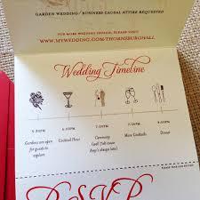 wedding invitations timeline wedding timeline invitations wedding invitation timeline blueklip