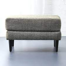 square tufted ottoman with storage tag square ottoman with