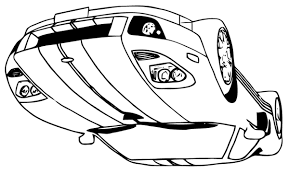 coloriage en ligne voiture de course coloriage enfant