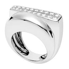 white gold engagement rings uk fred success medium 18ct white gold diamond ring jewellery