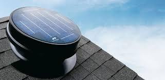 solarfan advanced high efficiency solar attic ventilation systems