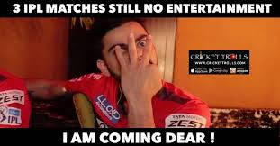 Rcb Memes - in form virat kohli is ready to lead rcb in its first game of ipl