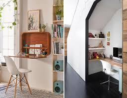 si es bureau bureau comment improviser un coin bureau lorsqu on manque d espace