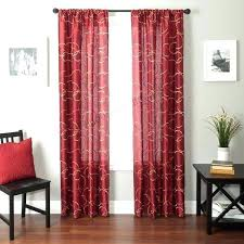 red geometric curtains u2013 rabbitgirl me