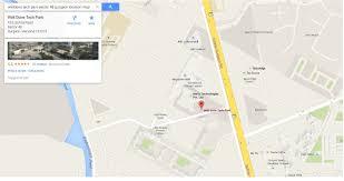 Galleria Mall Map Office Space In Welldone Tech Park Prithvi Estates