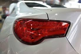 frs tail light vinyl tail lights ijdmtoy blog for automotive lighting