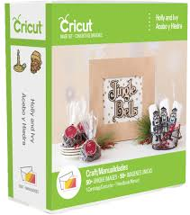 holly and ivy cricut cartridge craftdirect com