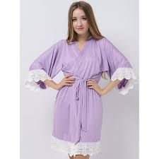bridesmaid gifts cheap stretchy jersey robes cheap robes kimono robes modal bridesmaid