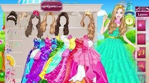 barbie prom princess dress up play free barbie games 4j barbie make up