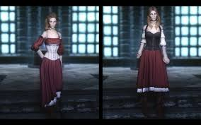 wedding dress skyrim zzjay s skyrim attire v2 zz mods