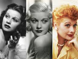 lucille ball the natural hair colors of hollywood icons purple