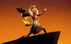 lion king successful stage show