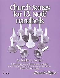 product detail church songs for 13 note handbells book cd