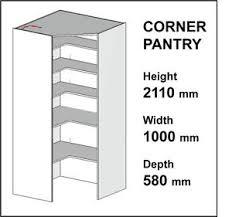 Kitchen Corner Cabinet Sweet Looking Kitchen Corner Pantry Dimensions Kitchen And