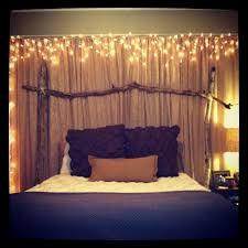 Bed With Lights In Headboard Best 25 Diy Light Headboard Ideas On Pinterest Headboard Lights