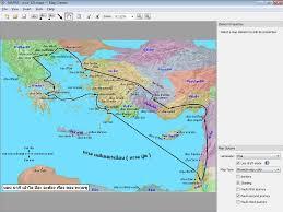 Biblical Maps Map Creator