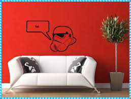 star wars wall decals home decorations ideas image of nice star wars wall decals