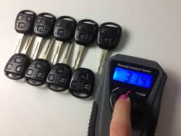 lexus key jacket used lexus rx400h keyless entry remotes fobs for sale