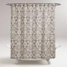 bathroom shower curtain ideas designs best 25 gray shower curtains ideas on 84 shower