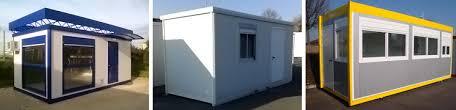 bureau préfabriqué modulaires d occasion et préfabriqués de 2ème solfab