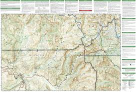 Yellowstone Map Usa by Tower Canyon Yellowstone National Park Ne National Geographic