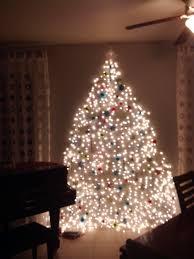 stick christmas tree with lights wall light christmas tree lightsn the wallchristmas madeutf wall