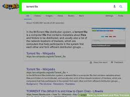 how to and play torrents with pictures wikihow