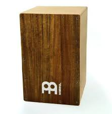 meinl mini cajon with birch frontplate light brown meinl make your own cajon ovangkol frontplate long mcquade