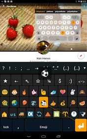 emoji keyboard 6 apk multiling o keyboard emoji 0 54 apk android